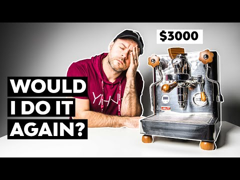 The Truth about this Espresso Machine: Lelit Bianca