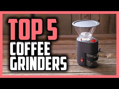 Best Coffee Grinders in 2020 – Top 5 Picks with Reviews!
