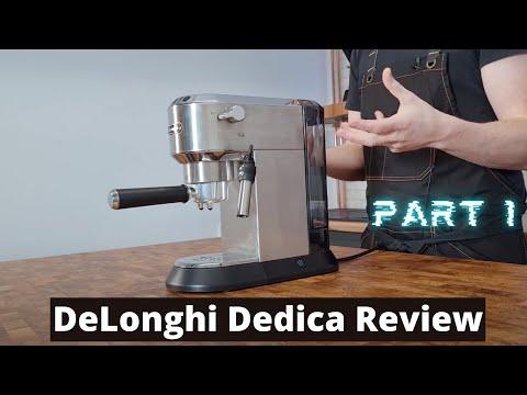 DeLonghi Dedica Series – Video 1. Overview.