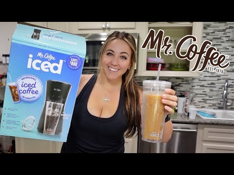 Testing the Mr. Coffee Iced Coffee Maker! | Is it Worth Buying!?
