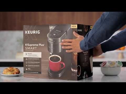 How to Connect Your Keurig® SMART Brewer to Your Wi-Fi®