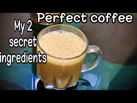 Special Coffee | 2 Secret Ingredients|Coffee Recipe|Perfect coffee|Instant coffee|Coffee Malayalam