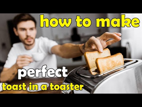 How to Make Perfect Toast in a Toaster || Hamilton Beach 2 Slice Extra Wide Slot Toaster Review—2021