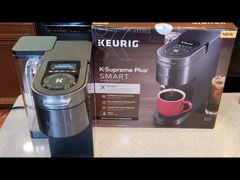 COFFEE WITH DAD Review KEURIG NEW 2021 K SUPREME PLUS SMART