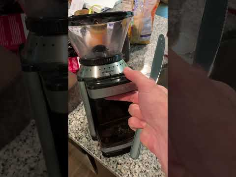 Cuisinart Coffee grinder not working fixed