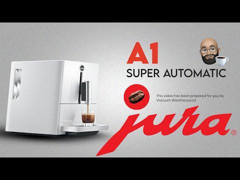Jura A1 Super Automatic Espresso Machine Demo and Review – Vacuum Warehouse