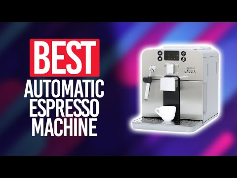 Best Automatic Espresso Machine in 2021 [Top 5 Picks For Any Budget]