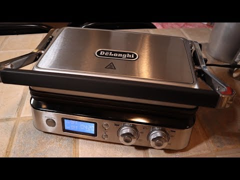 DeLonghi Livenza All Day Grill Unboxing