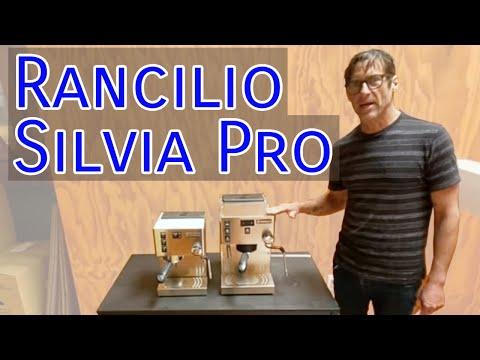 Silvia Pro by Rancilio – Espresso Machine Overview