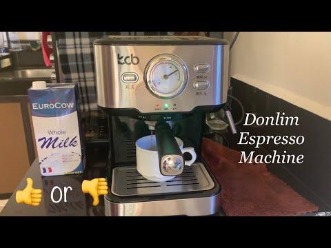 Donlim Espresso Machine KC-5403 Pro from Shopee
