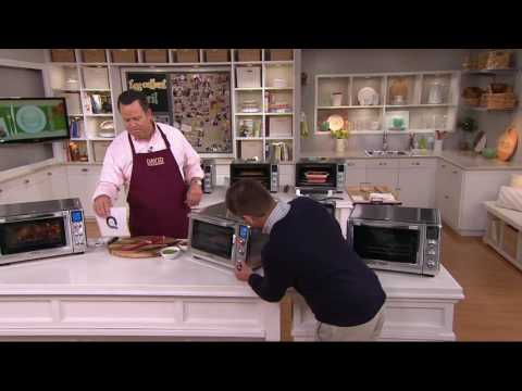 Delonghi Livenza All-Day Electric Convection Oven on QVC