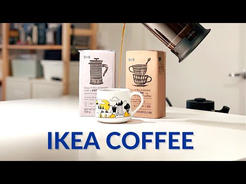 I Tested Ikea's Coffee So You Don't Have To