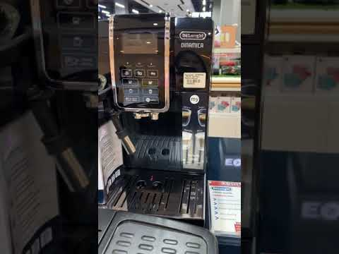 MAKE EXCELLENT COFFEE FROM DELONGHI COFFEE MACHINE l DELONGHI MIDDLE EAST I #shorts