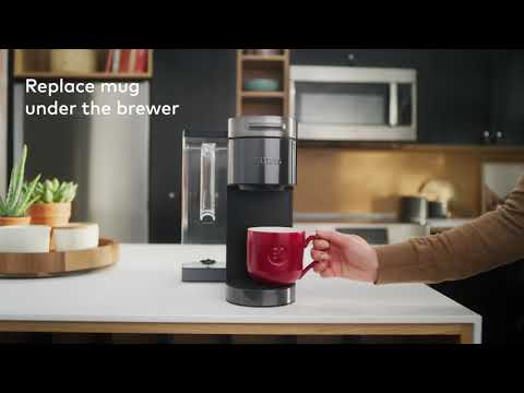 How to Descale Your K-Supreme Plus® SMART Brewer