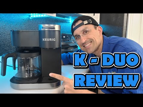 Keurig K-Duo Coffee Maker Review | Watch This Before You Buy!