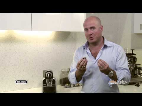 Introduction to the DeLonghi Machine with Nespresso Pods