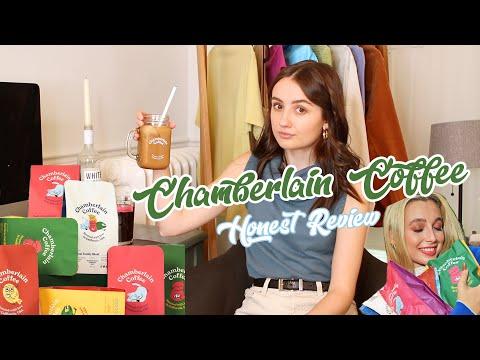 CHAMBERLAIN COFFEE REVIEW! *very honest*
