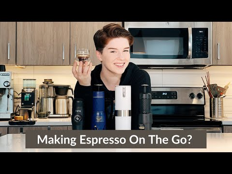Finding The Best Portable Espresso Machine For Under $75