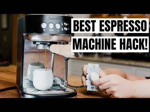Best Espresso Machine Hack: How To Perform The Dimmer Mod