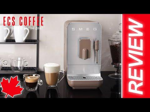 Smeg Super Automatic Espresso Machine Review 2021!